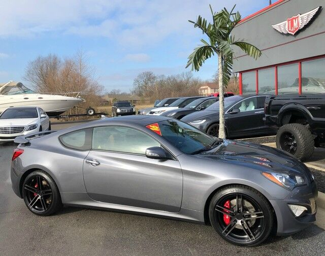 Genesis Coupe 2016 >> 2016 Hyundai Genesis Coupe 3 8l Ultimate 1 Owner Evansville In