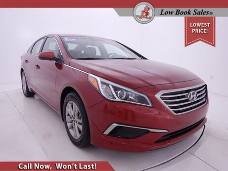 2016_Hyundai_SONATA_2.4L SE_ Salt Lake City UT