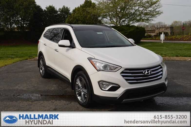 2016 Hyundai Santa Fe Limited Franklin TN