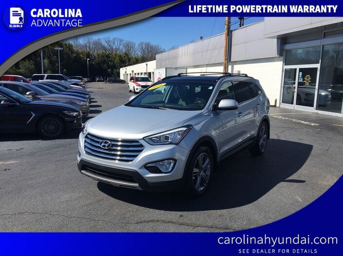 2016 Hyundai Santa Fe Limited High Point NC