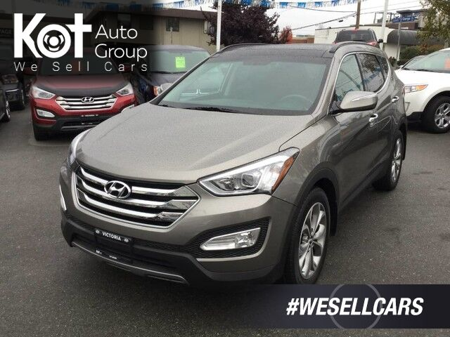 2016 Hyundai Santa Fe Limited One Owner! No accidents, Leather Interior, Navigation Victoria BC