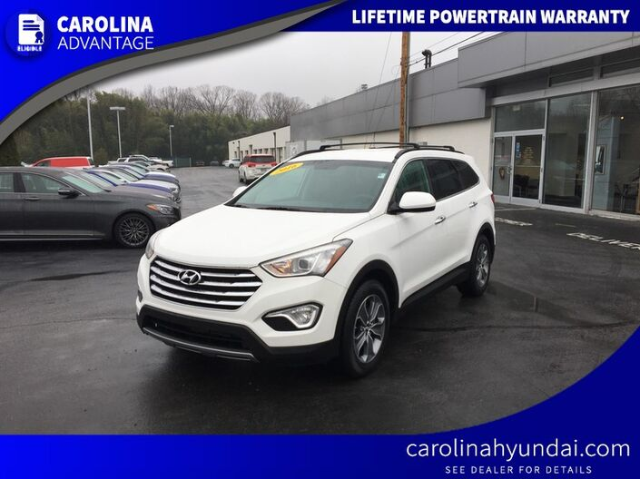 2016 Hyundai Santa Fe SE High Point NC