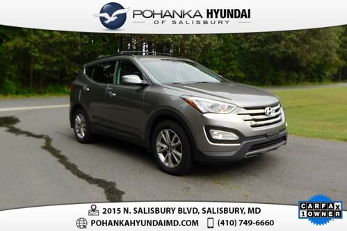 2016_Hyundai_Santa Fe Sport_2.0L Turbo **ONE OWNER**LEATHER**HEATED SEATS**_ Salisbury MD