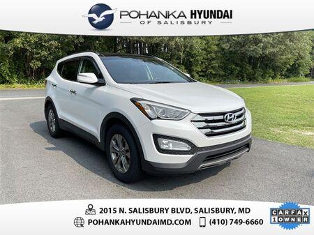 2016_Hyundai_Santa Fe Sport_2.4 Base **ONE OWNER**_ Salisbury MD