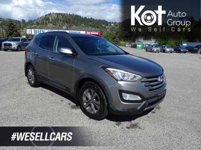2016 Hyundai Santa Fe Sport LIMITED! 2 SETS OF TIRES! LEATHER! NAV! SUNROOF! Kelowna BC