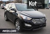 2016 Hyundai Santa Fe Sport Limited Bluetooth, Power options,Leather, Heated and cooled fron