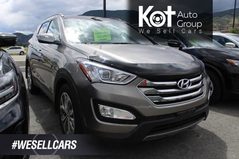 2016 Hyundai Santa Fe Sport Limited, Heating and Cooling Front Seats, ** Great Condition** Kelowna BC