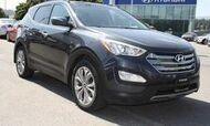 2016 Hyundai Santa Fe Sport Limited Push button Start,Heated & Cooled seats,Leather, Navigat