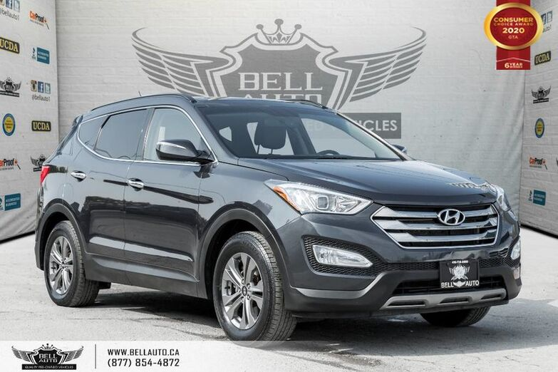 2016 Hyundai Santa Fe Sport Luxury, AWD, REAR CAM, PANO ROOF, LEATHER Toronto ON