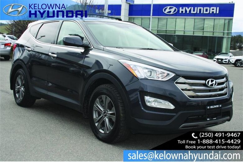 2016 Hyundai Santa Fe Sport Premium No accident !! Bluetooth, Heated seats. Kelowna BC