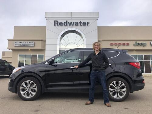 2016_Hyundai_Santa Fe Sport_SE - All Wheel Drive - One Owner_ Redwater AB