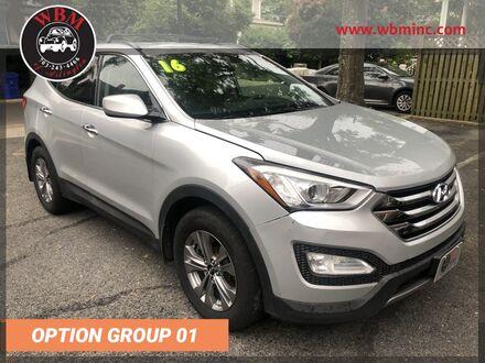 2016_Hyundai_Santa Fe Sport_w / Option Group 1_ Arlington VA