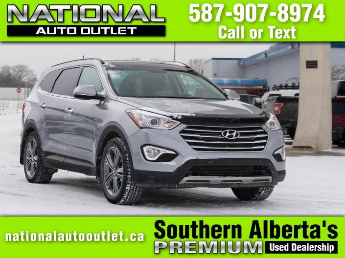 2016 Hyundai Santa Fe XL Limited Lethbridge AB