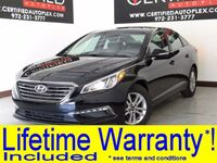 Hyundai Sonata 1.6T ECO REAR CAMERA BLUETOOTH POWER DRIVER SEAT POWER LOCKS POWER WINDOWS 2016