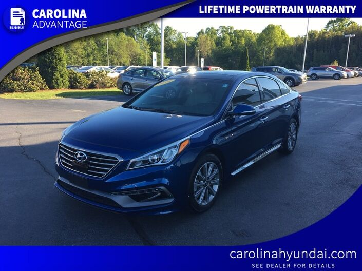2016 Hyundai Sonata 2.4L Limited High Point NC