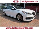 2016 Hyundai Sonata 2.4L Limited Sedan, Ultimate Package, Technology Package, Navigation, Rear-View Camera, Infinity Premium Sound, Ventilated Leather Seats, Panorama Sunroof, 17-Inch Alloy Wheels,