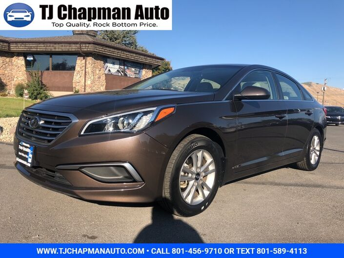 2016 Hyundai Sonata 2.4L SE Salt Lake City UT