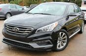 2016 Hyundai Sonata 2.4L Sport - w/ NAVIGATION & LEATHER SEAT