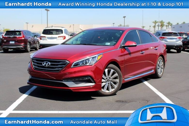 2016 Hyundai Sonata 2.4L Sport Avondale AZ