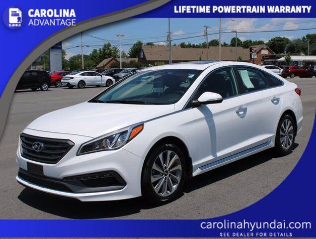 2016 Hyundai Sonata 2.4L Sport High Point NC
