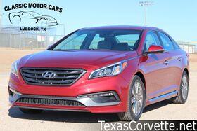 2016_Hyundai_Sonata_2.4L Sport_ Lubbock TX