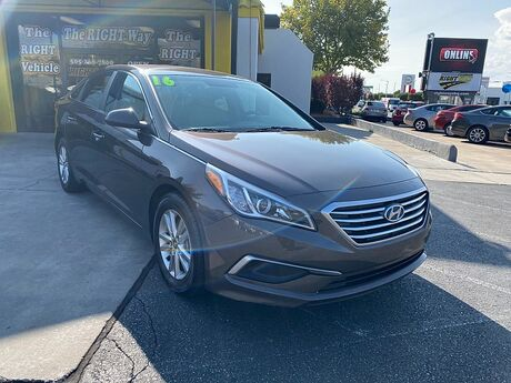 2016 Hyundai Sonata 4d Sedan Albuquerque NM