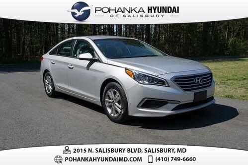 2016_Hyundai_Sonata_Base **MUST SEE**_ Salisbury MD
