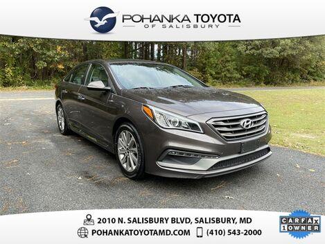 2016_Hyundai_Sonata_Base_ Salisbury MD