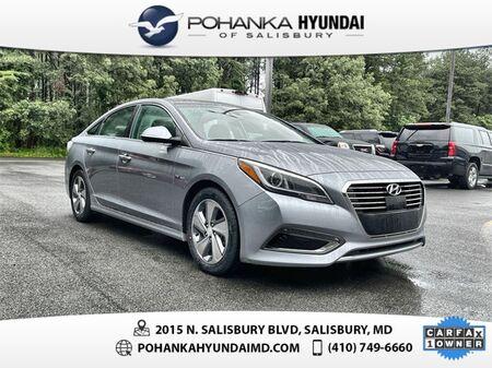 2016_Hyundai_Sonata Hybrid_Limited **ONE OWNER**CERTIFIED**_ Salisbury MD