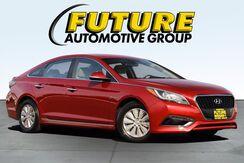 2016_Hyundai_Sonata Hybrid_SE_ Roseville CA