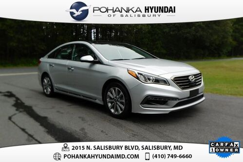 2016_Hyundai_Sonata_Limited **CERTIFIED**ONE OWNER**HEATED SEATS**_ Salisbury MD