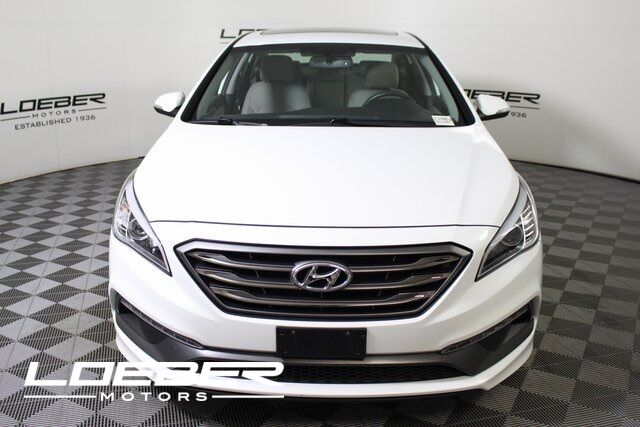 2016 Hyundai Sonata Limited Chicago IL