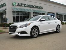 2016_Hyundai_Sonata Plug-In_AUX/USB/BLUETOOTH, BACKUP CAM, PUSH BUTTON START, HOMELINK, BLIND SPOT, HEATED SEATS_ Plano TX