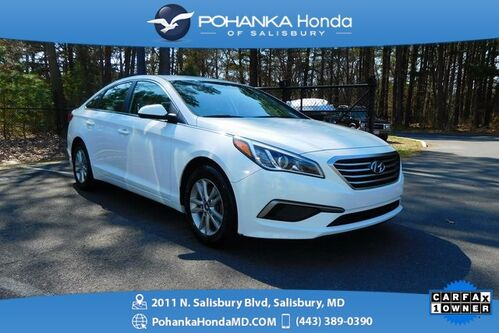 2016_Hyundai_Sonata_SE ** GUARANTEED FINANCING ** 1 OWNER **_ Salisbury MD