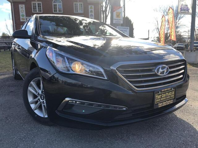 2016 Hyundai Sonata SE-49Wk-Backup-HeatedSts-PwrWndws-AUX/USB London ON
