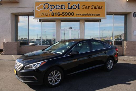 2016 Hyundai Sonata SE Las Vegas NV