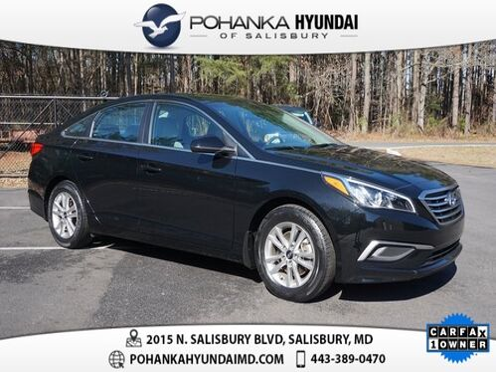 2016_Hyundai_Sonata_SE ONE OWNER, LOCAL TRADE_ Salisbury MD