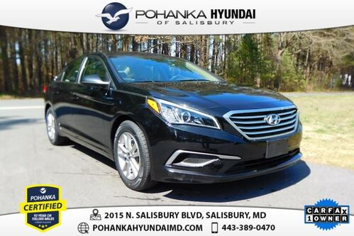 2016_Hyundai_Sonata_SE **ONE OWNER**_ Salisbury MD