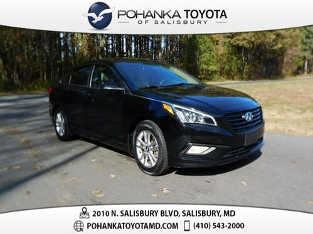 2016_Hyundai_Sonata_SE_ Salisbury MD