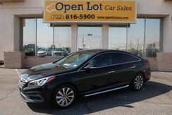 2016_Hyundai_Sonata_Sport_ Las Vegas NV