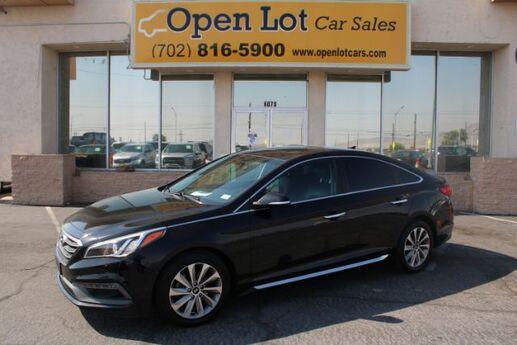 2016 Hyundai Sonata Sport Las Vegas NV