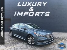 2016_Hyundai_Sonata_Sport_ Leavenworth KS