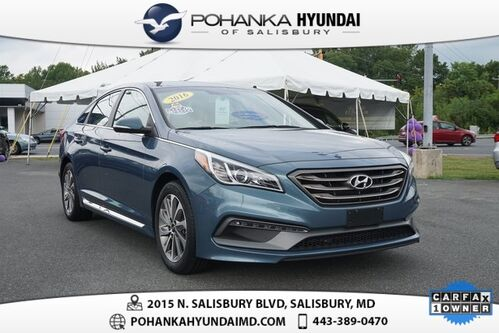 2016_Hyundai_Sonata_Sport **ONE OWNER**CERTIFIED**_ Salisbury MD
