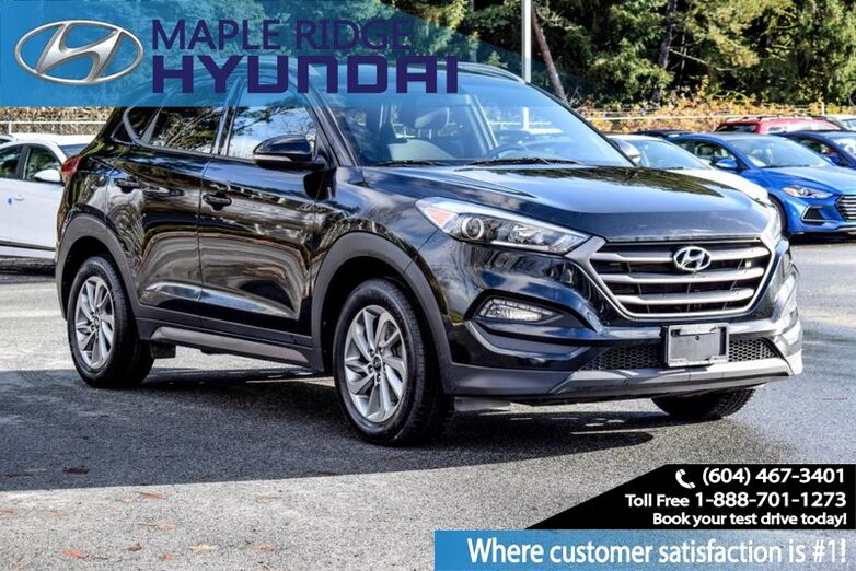 2016 Hyundai Tucson AWD 4dr 2.0L Premium Maple Ridge BC