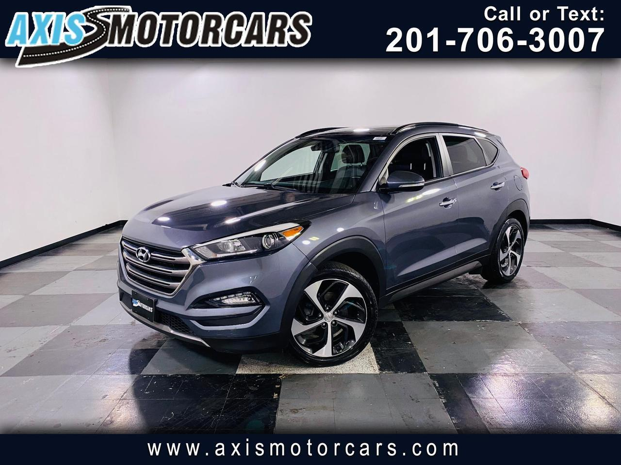 2016 Hyundai Tucson AWD Limited 1.6T w/Backup Camera Navigation Panora Jersey City NJ