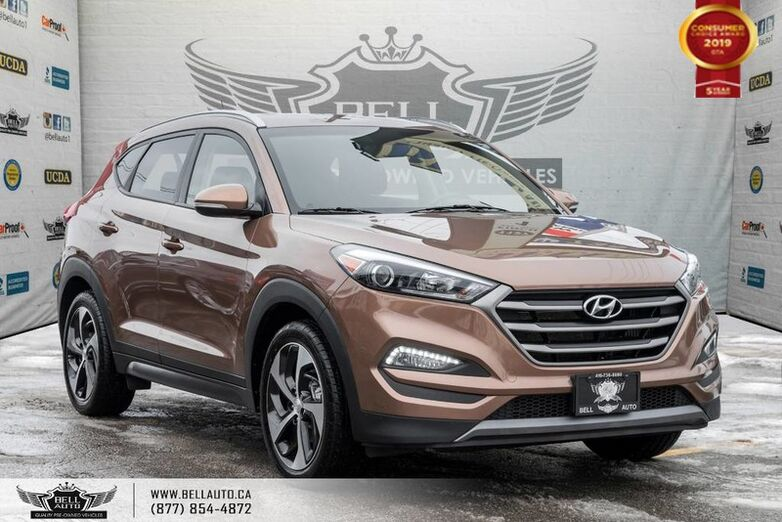 2016 Hyundai Tucson LIMITED, AWD, BACK-UP CAM, HEATED SEATS Toronto ON