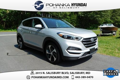 2016_Hyundai_Tucson_Limited **1 OWNER**CERTIFIED**_ Salisbury MD
