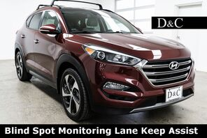2016_Hyundai_Tucson_Limited Blind Spot Monitoring Lane Keep Assist_ Portland OR