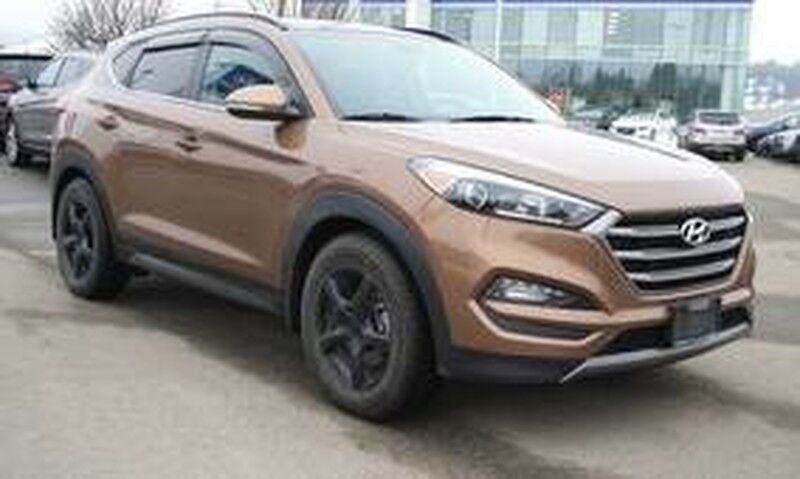 2016 Hyundai Tucson Limited Bluetooth, Nav, Sunroof, Leather Penticton BC