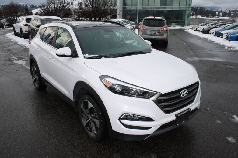 2016 Hyundai Tucson Limited Bluetooth, Power options,heated seats,Leather, Backup ca Kelowna BC
